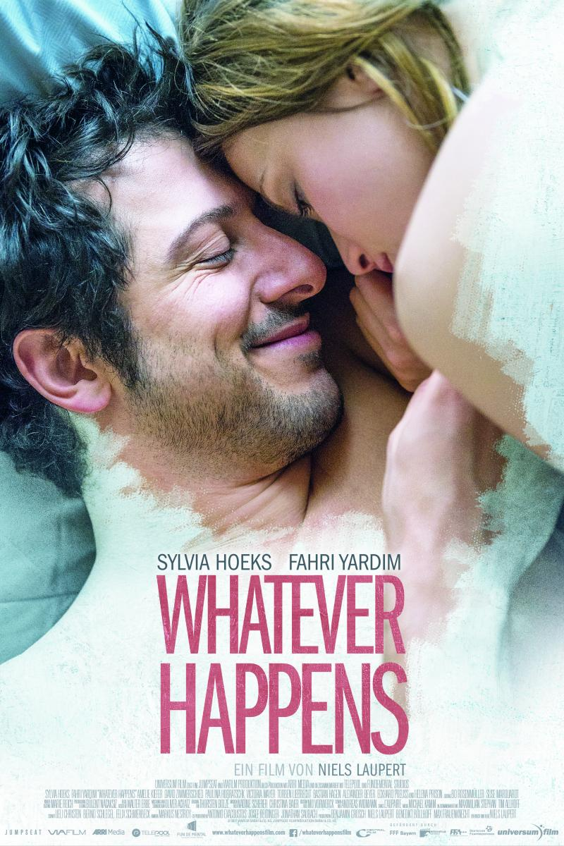 Whatever Happens Movie Poster EclairColor