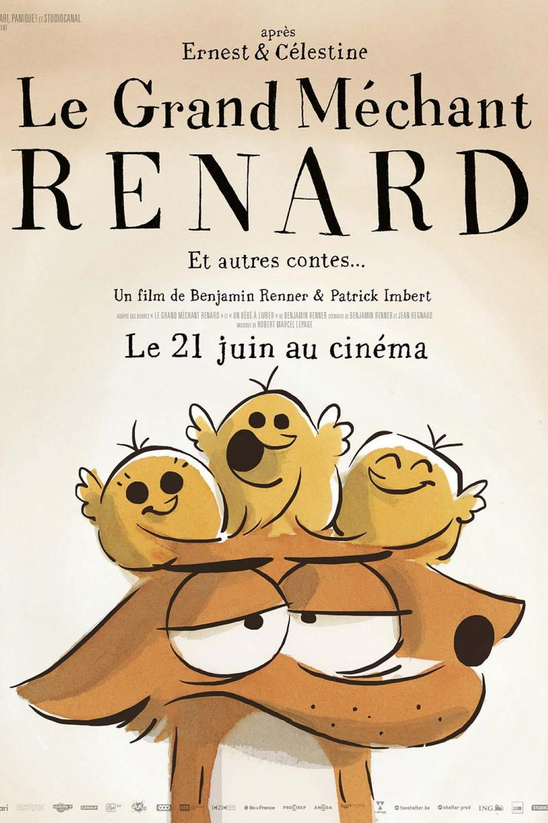 Le Grand Mechant Renard Et Autres Contes