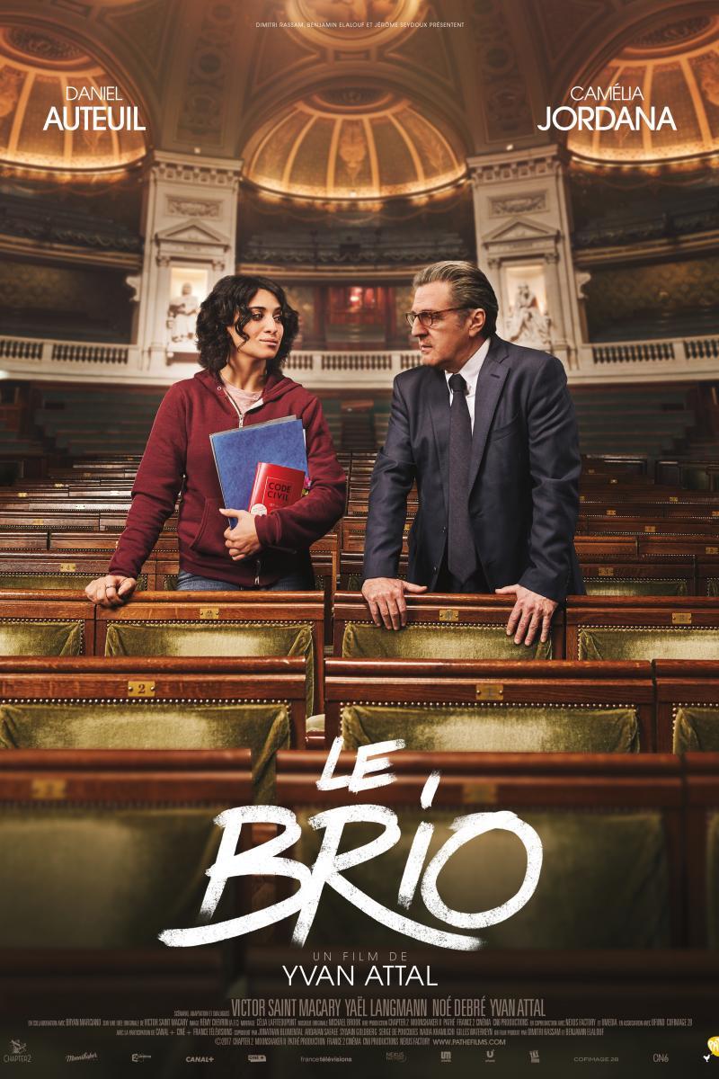 Affiche LeBrio disponible en EclairColor