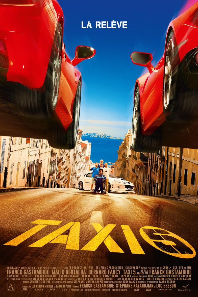 Taxi 5_EclairColor