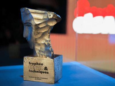 Trophée César et Techniques 2018 for EclairColor HDR Technology